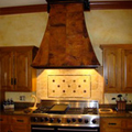 Vent Hood over a stove